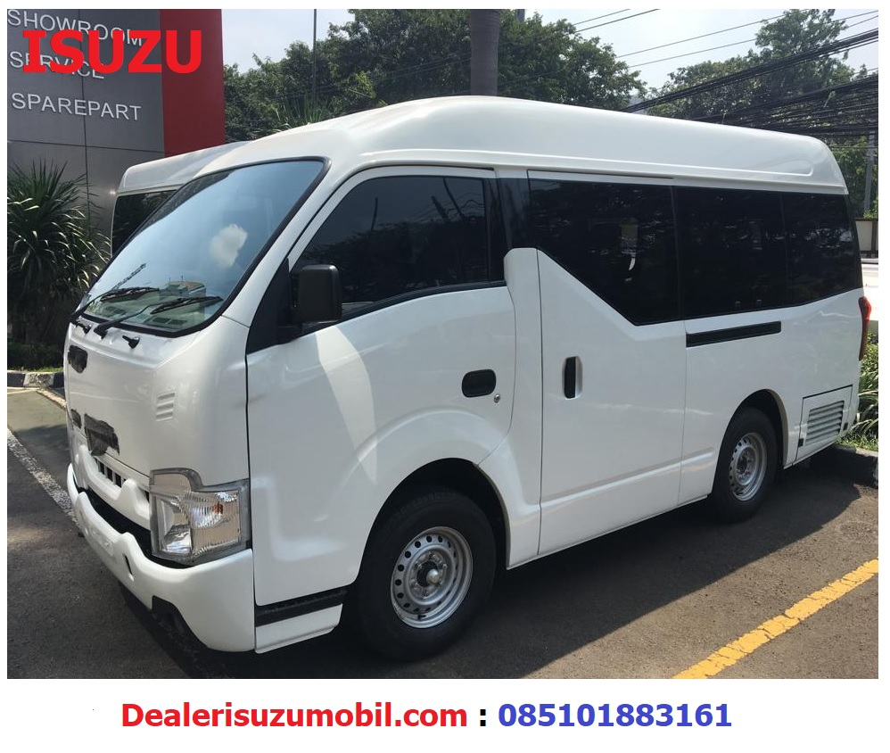isuzu traga microbus 2021